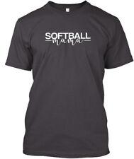 Softball Mama - Premium Tee T-Shirt