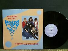 DOCTOR & THE MEDICS  Happy But Twisted  LP  RARE VINYL  Lovely copy  !!