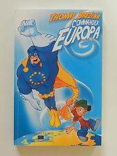Thomas Brezina Commander Europa Europäisches Parlament Kinderbuch