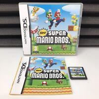 New Super Mario Bros | DS | Nintendo | VGC | PAL