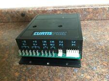 Used Curtis 24v 110 volt Tested  Controller suitable for patterson or pennine
