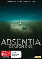 ABSENTIA - SEASON ONE [NTSC REGION FREE] (3DVD)