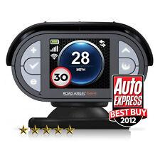 Road Angel Gem Deluxe + Speed Camera Detector Blackspot Alerter Laser Detector