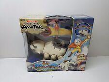 Avatar the Last Airbender Air Launching Aang Appa Mattel NIP 2005 S186-3