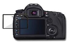 LCD PROTECTION VERRE pour Canon EOS 40D, 50D, 5D Mark II, 5D Mark 2