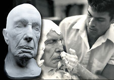 Vincent Price Mature Life Mask Cast From Original Mold By Original Artist