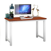 Wood Computer Desk PC Laptop Table Study Workstation Home Office Coffee New