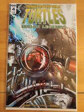 TEENAGE MUTANT NINJA TURTLES: Urban Legends #4a TMNT (2018 IDW Comics) VF/NM