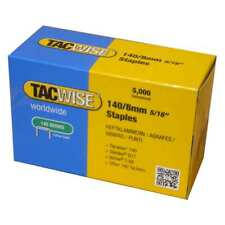 Tacwise Worldwide - Staples Range (140 Series) - 8MM