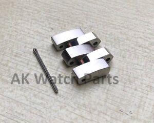 Spare LINK Fits Tissot PRS200 T067417A  T066407A 18mm watch strap/bracelet/band