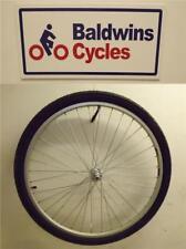 "26 ""FRONT Mountain Bike / Ciclo Wheel + Slick Strada pneumatico"