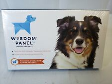 Wisdom Panel 3.0 Canine DNA Test - Dog DNA Test Kit for Breed and Ancestry...