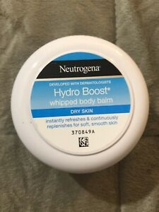 Neutrogena Hydro Boost Hydrating Whipped Body Balm 6.7 Ounce