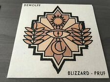 "Dewolff – Blizzard - Pruf  10""  RSD"