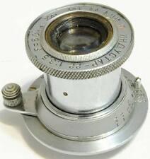 OBIETTIVO INDUSTAR-22 3,5/50 M39 USSR LEICA FED ZORKI objektiv TELEMETRO lens