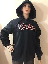 Dickies Ladies LUX Sherpa Lined Zip Hoodie Size S RRP119.99