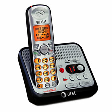 1 Handset Cordless Phone Set, Wireless Telephone Answering Machine Home Office