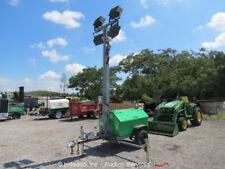 2010 Terex RL4000 Towable Light Tower Generator Kubota Diesel bidadoo