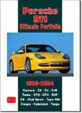 Porsche 911 Ultimate Portfolio 1998-2004 by Brooklands Books Ltd Paperback, '05