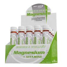 Vitamine & Mineralien aus Magnesium mit Mindesthaltbarkeit 1 Jahr und länger