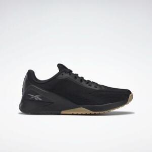 Reebok Men's Nano X1 Training Shoes - Black/Night Black/Gum NWB