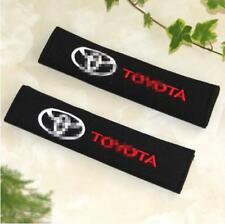Universal 2Pcs/Set Auto Seat Belt Cover Shoulder Pad For All Toyota Models