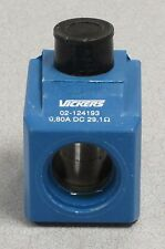 VICKERS S/A Encapsulated Coil ISO 4400 24VDC M/N: 2124193