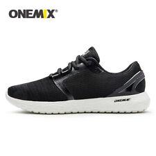 ONEMIX Men's Jogging Shoes Summer Sneakers Soft Light Classy Women Running Shoes