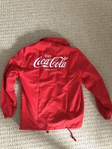 Coca-Cola Vintage Coach Jacket