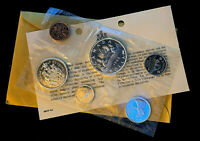1963 Canada Silver Proof Like .800 Set - 1.1 ASW