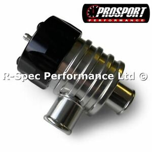 Prosport 25mm Premium Recirculating Turbo Dump Valve BOV - Fully Adjustable