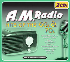 A.M. Radio: Hits of the 60s & 70s by Various Artists  2 CD set sealed
