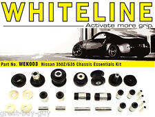 WEK003 WHITELINE SUSPENSION ESSENTIALS KIT 350Z G35 Z33
