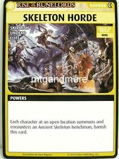 Pathfinder Adventure Card Game - 1x Skeleton Horde - Character Add-On