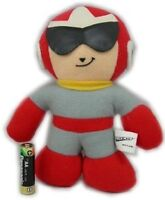 PLUSH DOLL ROCK MAN BLUES DOLL MEGA MAN  JAPAN CAPCOM
