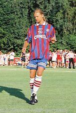 Alan Sutter Bayern München 1995-96 seltenes Foto+3