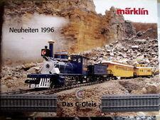 Catalogo MARKLIN Novità 1996 - DEU - Tr.16
