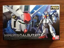 BANDAI 1/144 GUNDAM REAL GRADE SERIES #13 GUNDAM GP01FB FULL BURNERN # 12 NIB