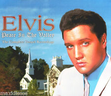 BOX SET LPx5 - ELVIS PRESLEY - PEACE IN THE VALLEY (5 VINYL 180 Gr.) MINT*NUEVO