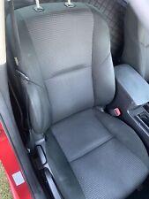 Mazda 3 Drivers Seat