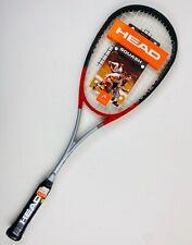 HEAD Ti.140G Squash Racquet, Strung