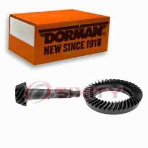 Dorman Rear Differential Ring & Pinion for 1985-2005 GMC Safari Driveline yn