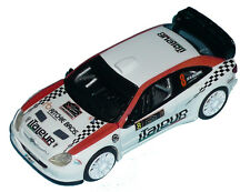 CITROEN XSARA WRC  SALERNO  RONDE MONZA 2014  DECALS 1/43