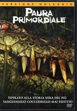 PAURA PRIMORDIALE - DVD ( USATO EX RENTAL )
