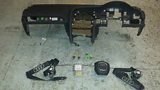 2008 AUDI A6 C6 S-LINE DASHBOARD SET WITH SEATBELTS