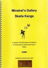 KANGA MINSTREL'S GALLERY HARP