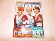 Radio Times Magazine 21st January 2017 Call The Midwife Lucy Worsley Winterwatch