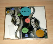 CD Maxi-Single - Kylie Minogue - Give me just a ittle more Time