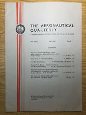 The Aeronautical Quarterly (Royal Aeronautical Society Journal) RARE May 1976