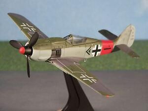 "Dragon Fw190A-8~""Black Double Chevron""~Paul Dahne~50094"